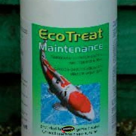 EcoTreat Maintenance (vijver-, filter-bacterien)