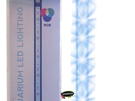 AquaRoyal LED armatuur (RGB) - 19 CM 1.5W IP 68 waterdicht!