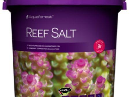 Reef Salt 22 kg emmer