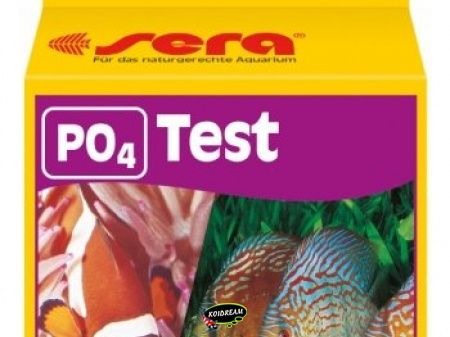 Sera PO4 test (fosfaat test)