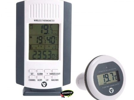 Wireless Pond Thermometer VT